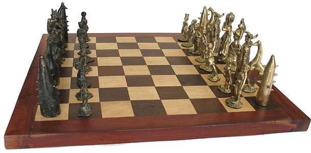 jeu d echecs. Black Bedroom Furniture Sets. Home Design Ideas